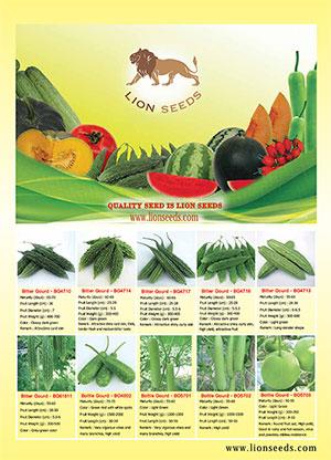 Seeds Catalog 2016